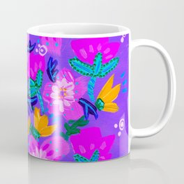 Nantucket Blooms Coffee Mug