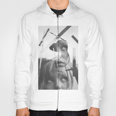 She left pieces of her life Hoody