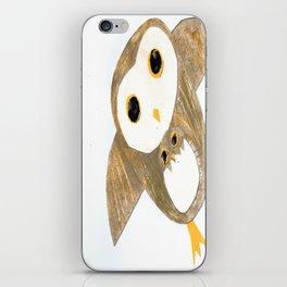 Owl Together Again iPhone Skin