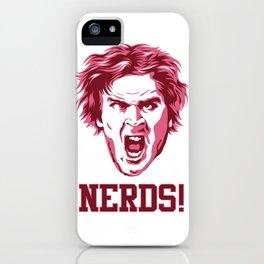 Nerds! iPhone Case