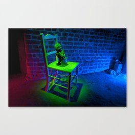 Wind Up Canvas Print