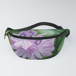 WATER HYACINTH Fanny Pack