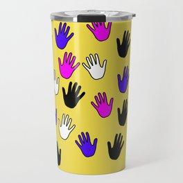 Helping Hands Travel Mug