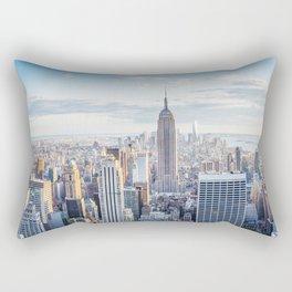 New York city - Manhattan Rectangular Pillow