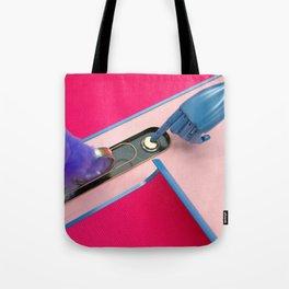 PUSH 02 Tote Bag