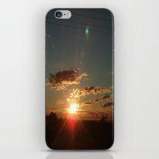 Australian Sunrise iPhone & iPod Skin