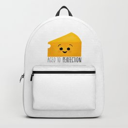 Aged To Perfection - Cheese Backpack