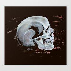 Skull Canvas Print