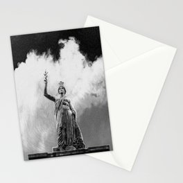 Monument Series: Gravity Angel #4 Stationery Cards