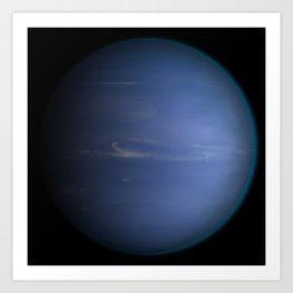 Neptune e Art Print