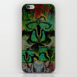 ANGLES WATCHING OVER US iPhone Skin