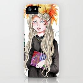 Luna Lovegood iPhone Case
