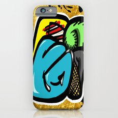 Digital Abstract Graffiti #1 iPhone 6s Slim Case