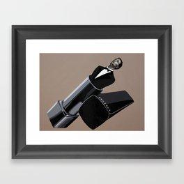Liptoys Framed Art Print