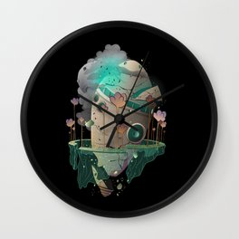 The death of the Ancient Wall Clock
