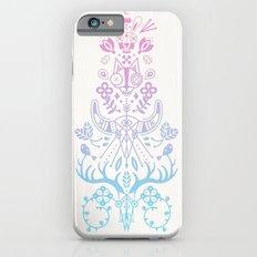 La Vie + La Mort: Rose Quartz & Serenity Ombré iPhone 6s Slim Case