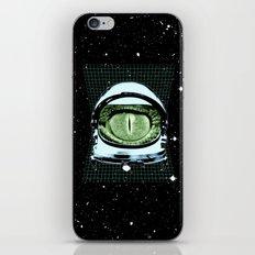 Astro Reptoid iPhone & iPod Skin