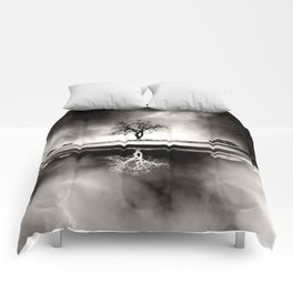 SOLITARY REFLECTION Comforters