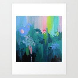 Dreamwalk 2 (variation) Art Print