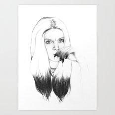 Base Art Print