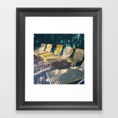 Lounge #1 Framed Art Print