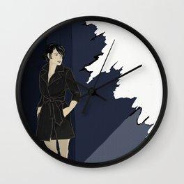 Classic spy Wall Clock