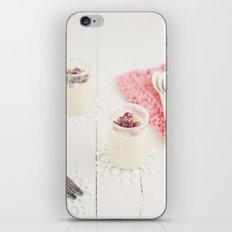 Pudin iPhone & iPod Skin