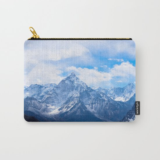 Mountains on My Mind Carry-All Pouch