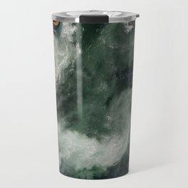 The Dynamics of Water Travel Mug