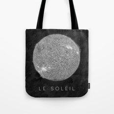 Le Soleil Tote Bag