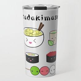 Itadakimasu! Travel Mug