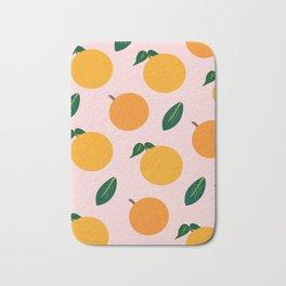 Oranges or Peaches? Bath Mat
