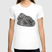 knit T-shirts featuring Knit Cap by JBlye