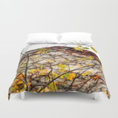 Somewhere in Rhode Island - Abandoned Mill 003 Duvet Cover