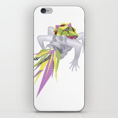 King Skull iPhone & iPod Skin