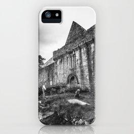 Muckross Abbey iPhone Case