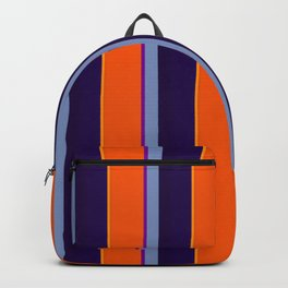 Verticle Stripes Backpack