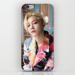 Taehyun - Sentimental iPhone Skin