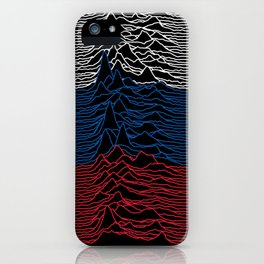 Unknown Russian Pleasures iPhone Case