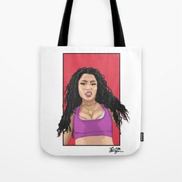 Feelin' Myself Tote Bag