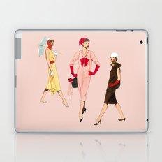 1950's Girls Laptop & iPad Skin