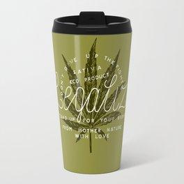 Legalize Travel Mug