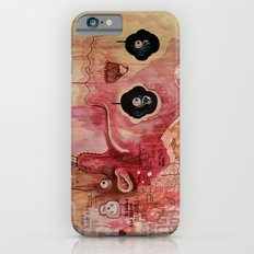 Outerspace Rock`n´Roll Unicorn iPhone 6s Slim Case