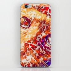 Socca The Cat Expressionism Impressionism  Pop Art iPhone Skin
