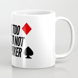 Play Poker | cards online gift idea Coffee Mug