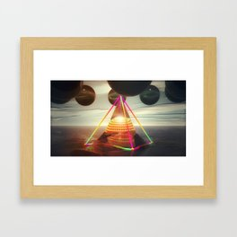 Aquaform Framed Art Print