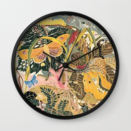 The New Yorker Vintage Cover // 1 Wall Clock