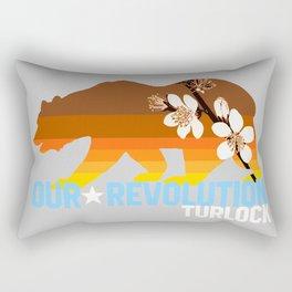 Our Revolution Turlock Rectangular Pillow