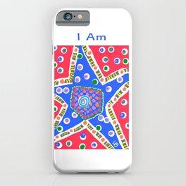 I Am a Star iPhone Case