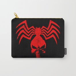 Red Venom Punisher Carry-All Pouch